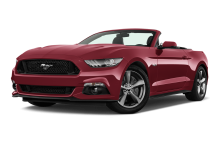 Prix FORD MUSTANG CONVERTIBLE
