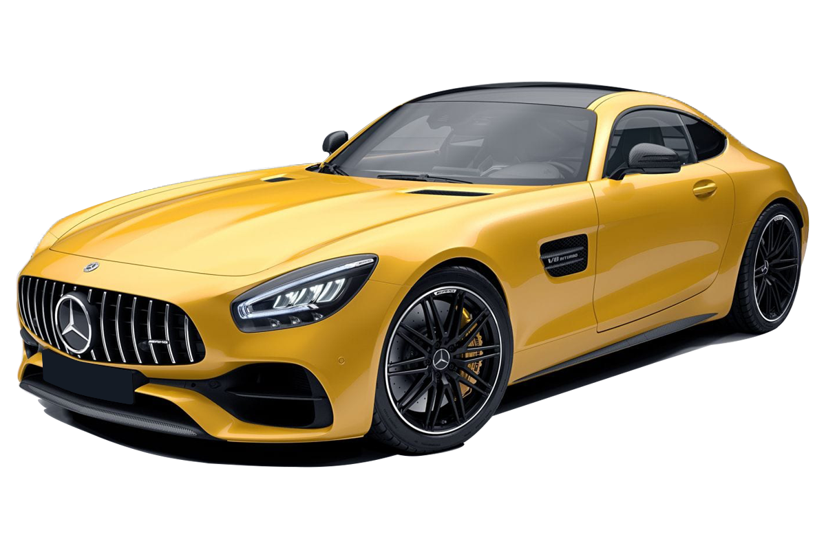 Mandataire MERCEDES AMG GT COUPE